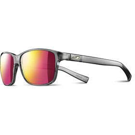 Julbo Powell Spectron 3 CF Aurinkolasit Miehet, shiny grey/multilayer rosa